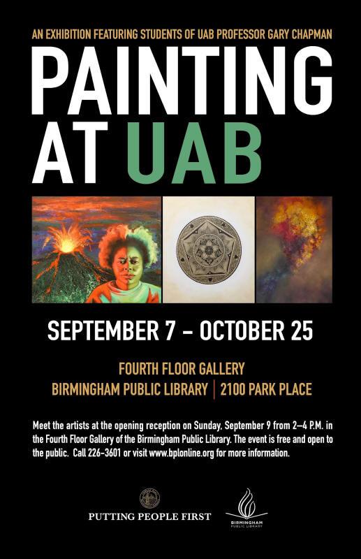 Birmingham Public Library - Exhibits
