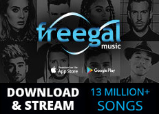 Stream and download music with Freegal