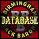 Birmingham Black Barons Database