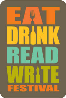 Eat Drink Read Write Logo