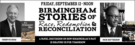 Birmingham Stories of Race, Redemption, and Reconciliation