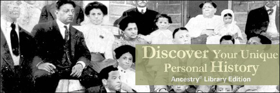 Ancestry Database