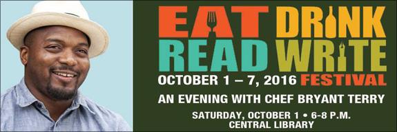 Eat Drink Read Write Festival