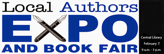 Local Authors Expo and Book Fair 2015