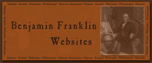 Benjamin Franklin Websites