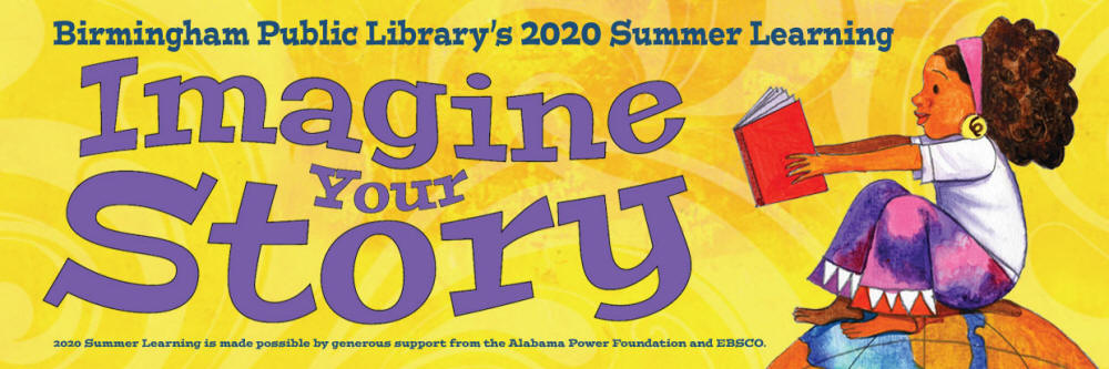 Image your story. Summer Learning 2020
