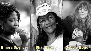 Elnora Spencer, Shar Baby, Debbie Bond