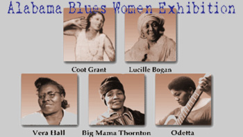 Alabama Blues Women