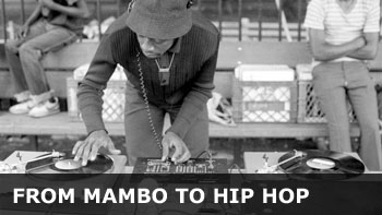 Latin Rhythm from Mambo to Hip Hop